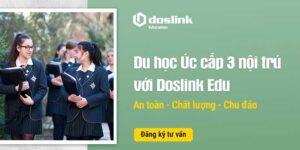 Du học Úc cấp 3 nội trú với Doslink Edu